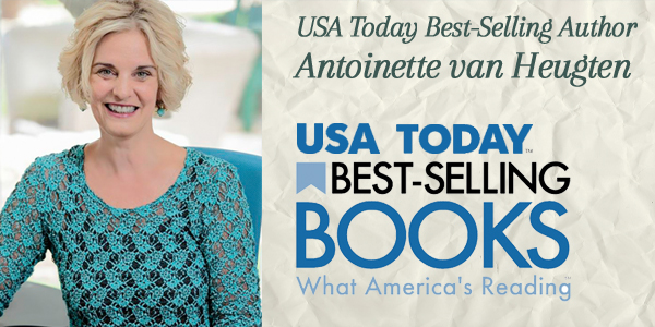 Antoinette van Heugten, USA Today Bestselling Author